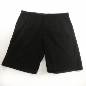 O'Neill Black Flat Front Men's Shorts Size 38